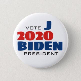Vote JOE BIDEN President 2020 2 Inch Round Button