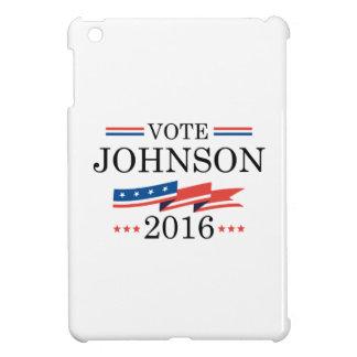 Vote Johnson 2016 iPad Mini Cover