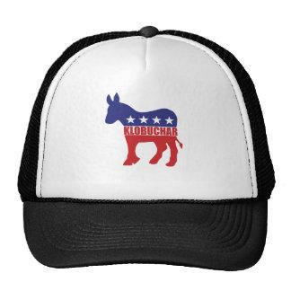 Vote Klobuchar Democrat Hat