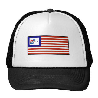 Vote Lax American Hat