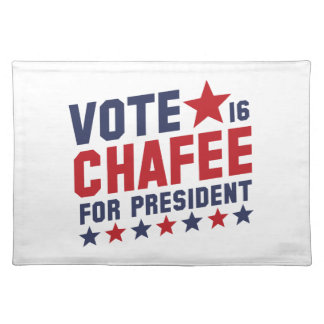 Vote Lincoln Chafee Placemat