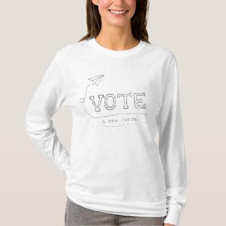 VOTE logo hoodie