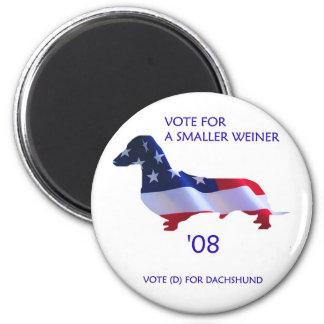 Vote Magnet Round - Only
