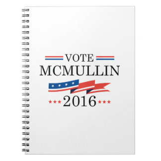 Vote McMullin 2016 Notebook