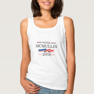 Vote McMullin 2016 Tank Top