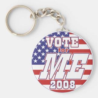 Vote ME 2008 Key Chains