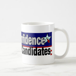 Vote No Confidence Coffee Mug