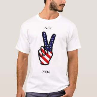 Vote Peace T-shirt