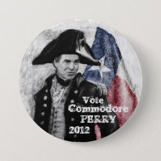 Vote Perry 2012 3 Inch Round Button