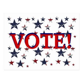 vOTE! Postcard