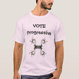 Vote Progressive  Shirt