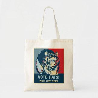 Vote Rats Tote