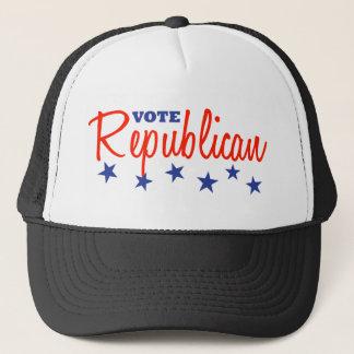 Vote Republican (Stars) Trucker Hat