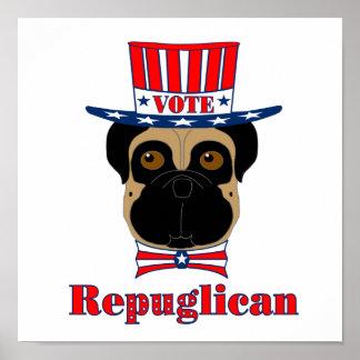 Vote Repuglican Posters