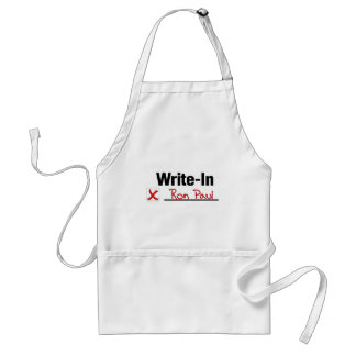 VOTE RON PAUL STANDARD APRON