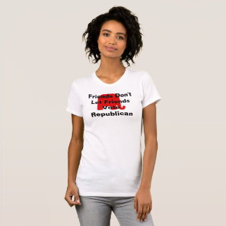 Vote Safely - Elections Happen All the Time T-Shirt