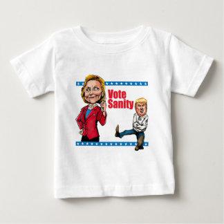 Vote Sanity Baby T-Shirt