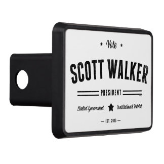 Vote Scott Walker Hitch Covers