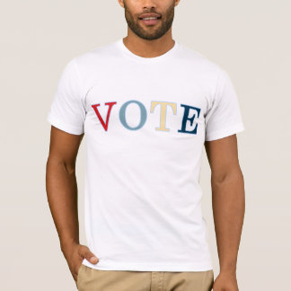 VOTE t-shirt Made in USA- SALE!
