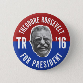 Vote Teddy 2 Inch Round Button