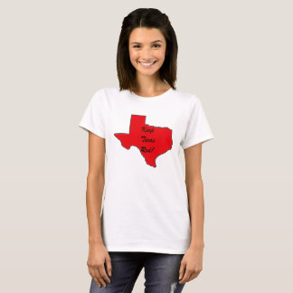 Vote Texas Republicans Red Conservative T-Shirt