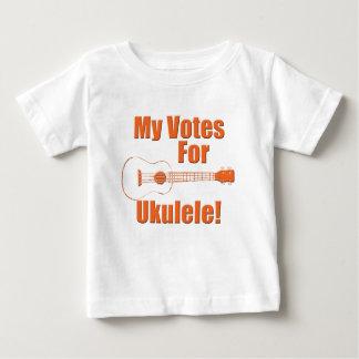Vote Ukulele Baby T-Shirt