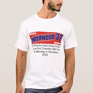 Vote Underwood T-Shirt