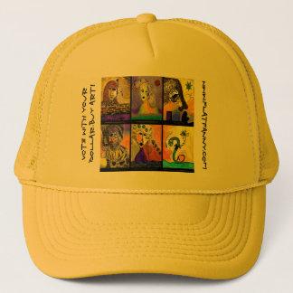 Vote With Your Dollar...Buy Art Trucker Hat