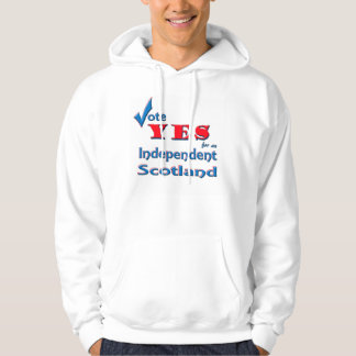 Vote Yes for an Independent Scotland sweatshirt