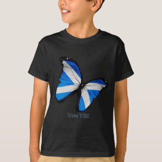 Vote Yes for Scottish Independence T-Shirt