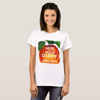 Vote Your Ossoff!   VOTE Jon Ossoff Congress T-Shirt