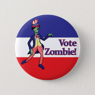 Vote Zombie Button