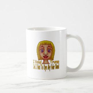 Voted Trump Coffee Mug