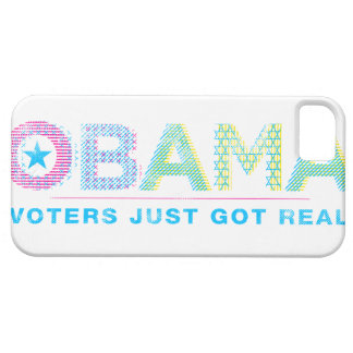 Voters Just Got Real iPhone 5 Cover