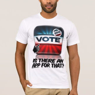 Voting App T-Shirt