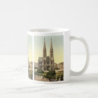 Votive Church, Vienna, Austro-Hungary rare Photoch Coffee Mug