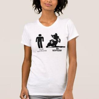 Votre ami mon ami Supermoto T-shirt