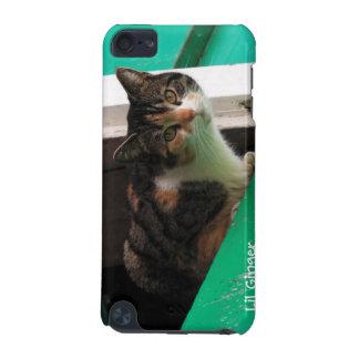 Votre chat mignon de minou de photo d'animal famil coque iPod touch 5G