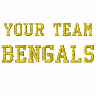 Votre sweat - shirt à capuche brodé par Bengals de Sweat Avec Capuche Brodé