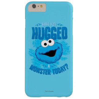 Vous avez étreints un monstre aujourd'hui coque barely there iPhone 6 plus