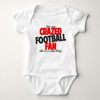 Vous dites le passioné du football fou comme c'est t shirts