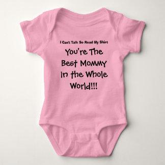 Vous êtes la meilleure maman au monde entier t shirts