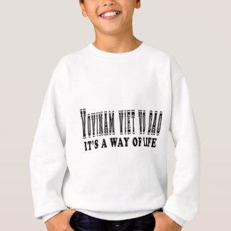 Vovinam Viet vo Dao It's way of life Sweatshirt