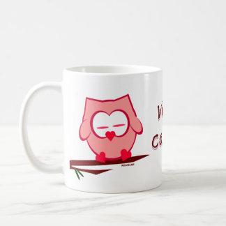 Vovó mug Owl - Rosa Owl