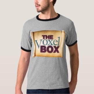 VoxelShirt - The VoxelBox Scroll Logo T-Shirt