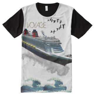 VOYAGE All-Over-Print T-Shirt