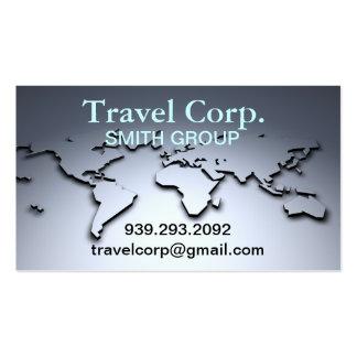 Voyage Carte De Visite Standard