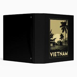 voyage d'art déco du Vietnam Asie du Sud-Est rétro Classeurs