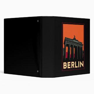 voyage de l'art déco oktoberfest de Berlin Allemag Classeurs Vinyle