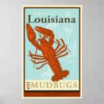 Voyage Louisiane Affiches